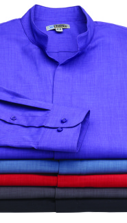 Nehru Collared Shirts in Different Colors
