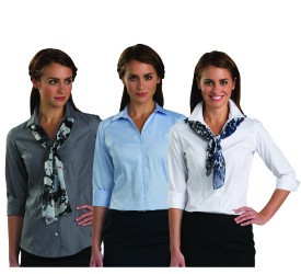 Womens' Dress Shirt I. Buss